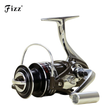 Top Quality Full Metal Gapless Spinning Fishing Reel 5.5:1 Speed Ratio Casting Fishing Reel BY1000-7000 for Sea Fishing