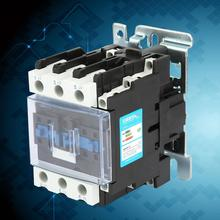 цена на High Sensitivity Contactor CJX2-6511 AC 380V Contactor Industrial Electric AC Contactor 380V 65A