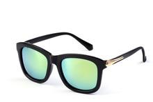 2017 Mujeres Del Verano gafas de Sol UV400 de La Vendimia Flecha Mujer Gafas de Sol Gafas De Sol Feminino Gafas de Sol Con la Caja