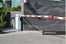 Парковка и платных система Автоматический Шлагбаум Ворота с максимальная длина стрелы 4 метров 3 s