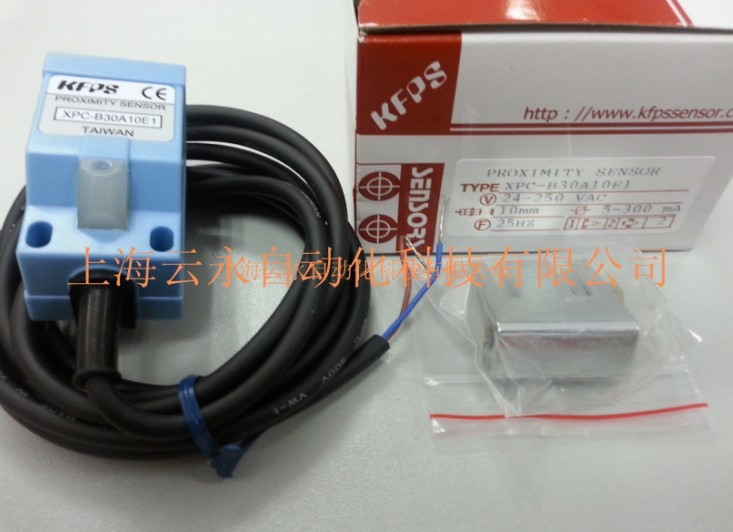NEW  ORIGINAL XPC-B30A10E1  Taiwan kai fang KFPS twice from proximity switch turck proximity switch bi2 g12sk an6x