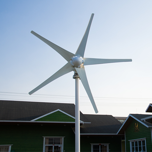 2018 Hot Selling Wind Turbine 400W Combine With 600W Wind Generator Controller with CE RoHS Approval, Fit for Home or Marine Use