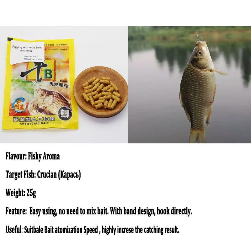 podłączyć żywą przynętę na ryby