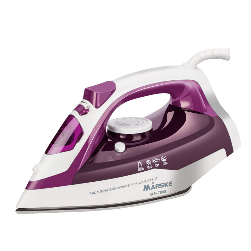 сигнализация sheriff aps 2400 zx 2400 2400W Strong Steam Electric Steam Iron For Clothes Portable