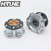 1Pairs 30 Splines Manuel Free Wheel Locking Hub for Pickup Landcruiser 4500CC 1976 85 FZJ78/FZJ79/FZJ80/HZJ78/HZJ79/HZJ105