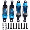 4-Pack 1/18 WLtoys A959 Upgrade Parts Aluminum Shock Absorber For A949 A969 A979 K929 Replace A949-55 RC Car