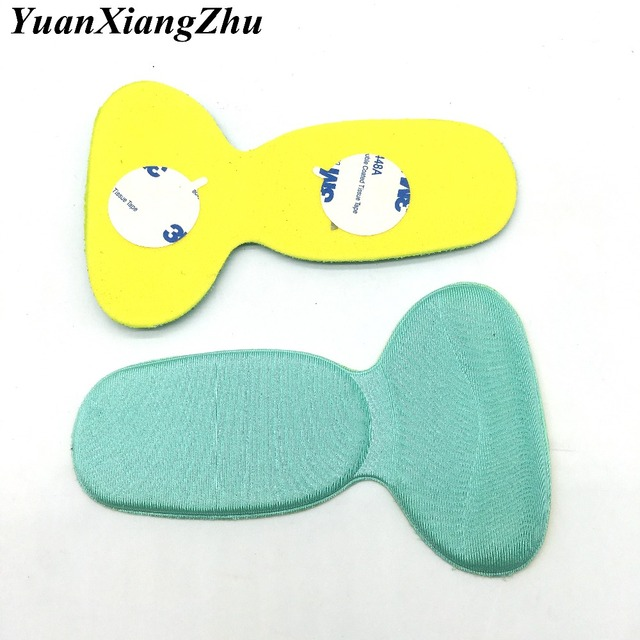 1Pair T-Shape High Heel Grips Liner Arch Support Orthotic Shoes Insert Insoles Foot Heel Protector Cushion Pads 3