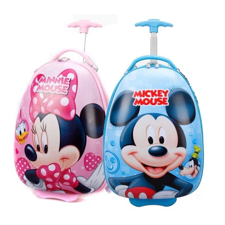 Children S Rolling Travel Bags - Best Bag Color Ideas