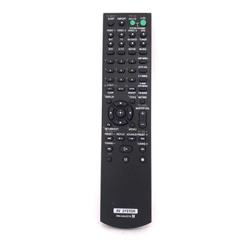 Universal Remote Control Replacement For Sony RM-AAU019 RM-AAU005 RM-AAU013 RM-AAU025 AV SYSTEM Remote Controller new universal rm 530f remote control for jvc rm c1100 rm c227 rm c462 rm c331 fit for most jvc tv fernbedienung