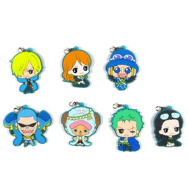 3bbc9636d99b New Arrival One Piece Luffy Ace Nami Sabo Boa Hancock Zoro Chopper ...