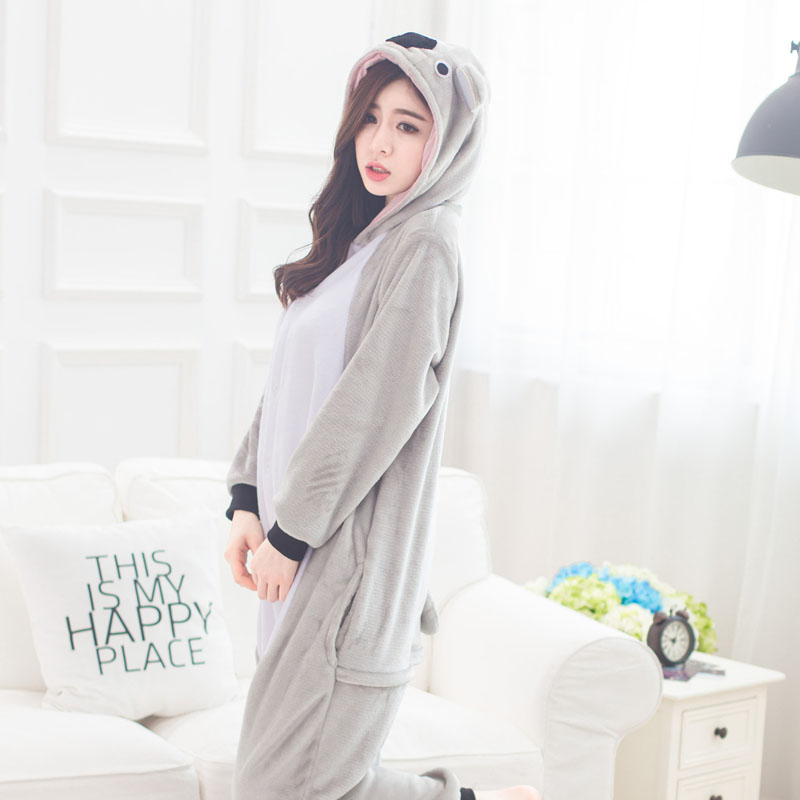 koala onesie for women