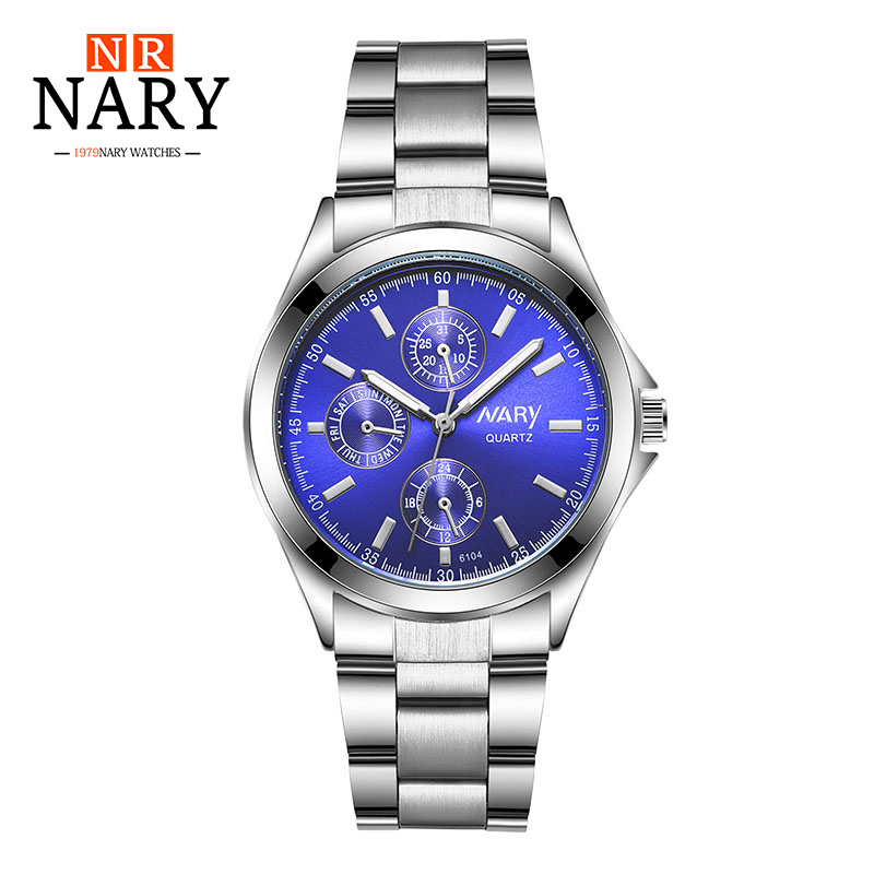 NARY Brand Women Watch Ladies Quartz Watches Lady Wristwatch Relogio Feminino Montre relogio feminino Mujer Ladies Watch rigardu fashion female wrist watch lovers gift leather band alloy case wristwatch women lady quartz watch relogio feminino 25