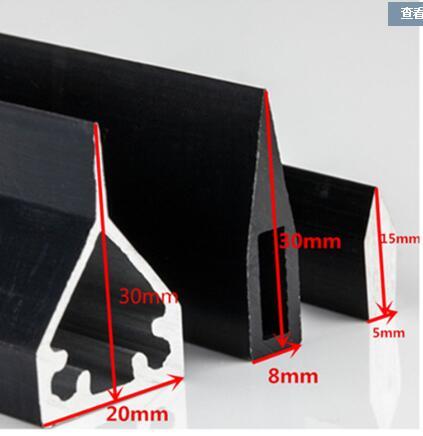 800mm de comprimento de 20*30mm da lâmina da faca para corte a laser máquina de gravura lâmina tabe
