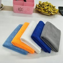 Microfiber Cleaning Cloth Duster Rag Sponge For Car Wash Auto Care Thick Large