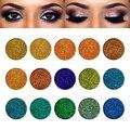 NICEFACE Multi-farbe Lange Anhaltende Glitter Lidschatten Pulver Monochrome Lidschatten Pulver Diamant Lidschatten Pulver Glitter TSLM1