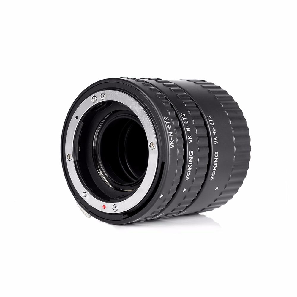 Voking VK-N-ET2 automaatfookuse makro pikendustoru rõngas Nikon D60 - Kaamera ja foto - Foto 3