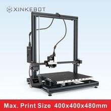 2016 Последнее Издание 3D Принтер Китай Xinkebot ORCA2 Лебедь Большой Размер Сборки 400*400*480 3D FDM Принтер