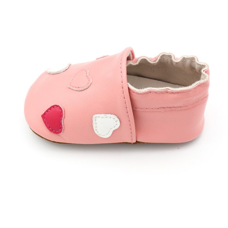 Baby Girls Boy Crib Shoes Infant Soft Toddler Shoes Cute Anti Slip Shoes Footwear for Newborns baby shoes1 in Crib Shoes from Mother Kids