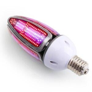 Image 3 - 150W LED Milho Luz Planta E40 E27 AC85 265V Cob Espectro Completo Levou Chip de 360 Graus Iluminação de Crescimento de Plantas de Floração lâmpada de Milho Bulbo