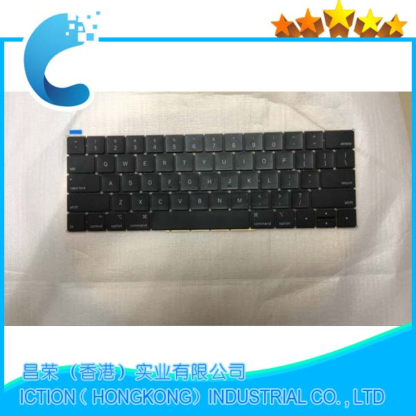 New Original A1989 A1990 Keyboard US Standard For Macbook Pro 13'' 15'' Keyboard EMC 3124 EMC 3215 2018 Year original new laptop keyboard replacement for macbook pro 15 15 4 a1707 2016 us keyboard with backlight
