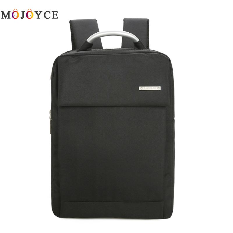 Casual Canvas Men's Backpack Brand 15.6 Inch Notebook Waterproof Back Pack