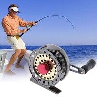 LP6 Micro Lead Wheel 5 Axia 2 6 1 Aluminium Llloy Metal Fishing Vessel Left Right