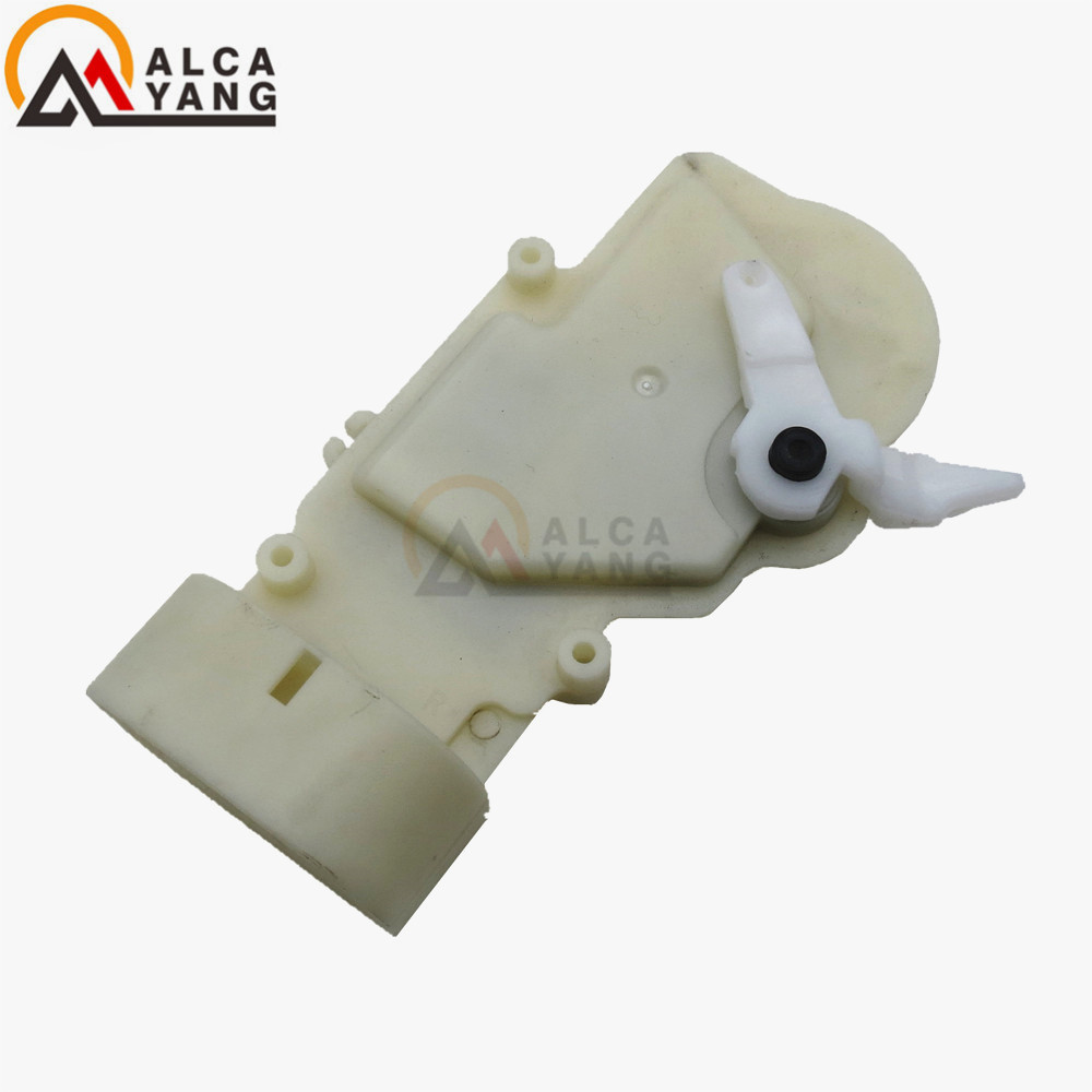 Contemplative 4 Pins Malcayang Car Styling Good Quality Passenger Rear Right Door Lock Latch Actuator For 99-03 Lexus Rx300 Interior Parts Auto Replacement Parts