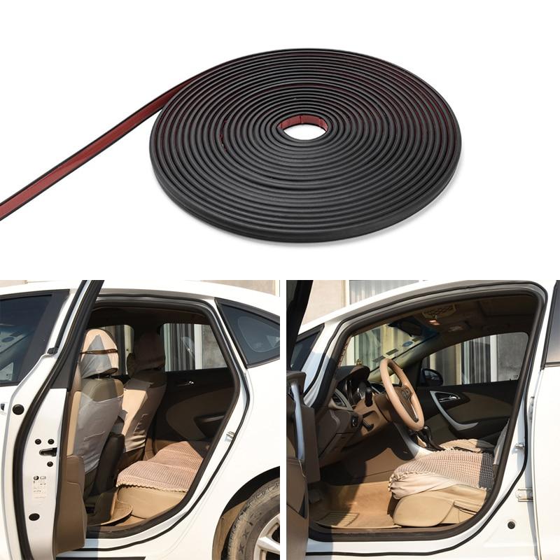 Hartig Auto Deur Afdichting Edge Trim Geluidsisolatie Seal Strip Voor Chevrolet Cruze Orlando Lacetti Lova Sail Epica Malibu Volt Camaro