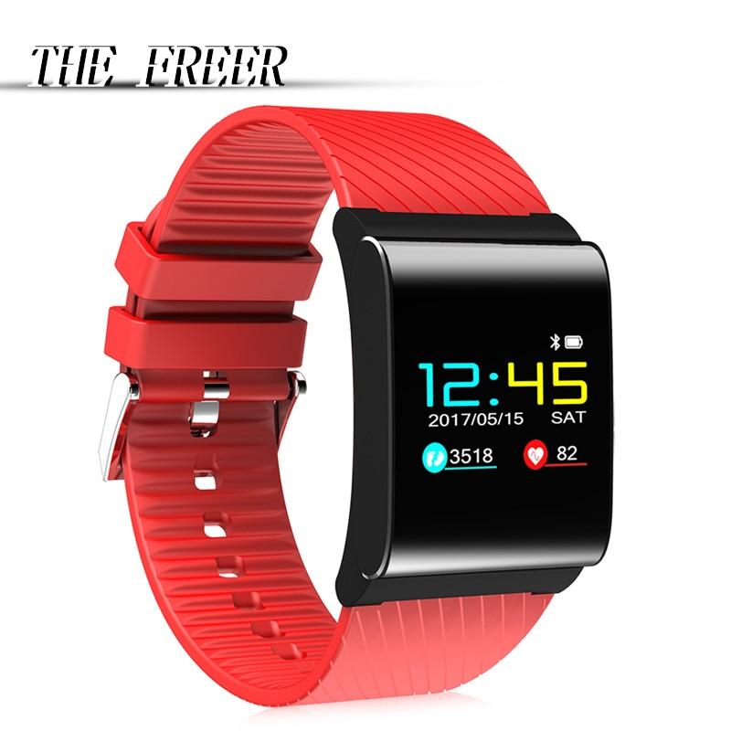 Casual X9 PRO intelligens digitális karóra Wristband szívverés - Férfi órák