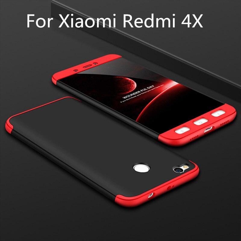 Для Xiaomi Redmi 4X случае Роскошные Жесткий ПК ультра тонкий полная защита крышка телефона чехол для Xiaomi Redmi 4X Pro телефон сумка Coque Капа