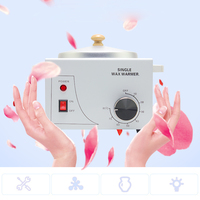 Single Pot Paraffin Heater Warmer Epilator Women Hair Removal Depilatory Depilation Machine Wax Warmer Wax Therapy
