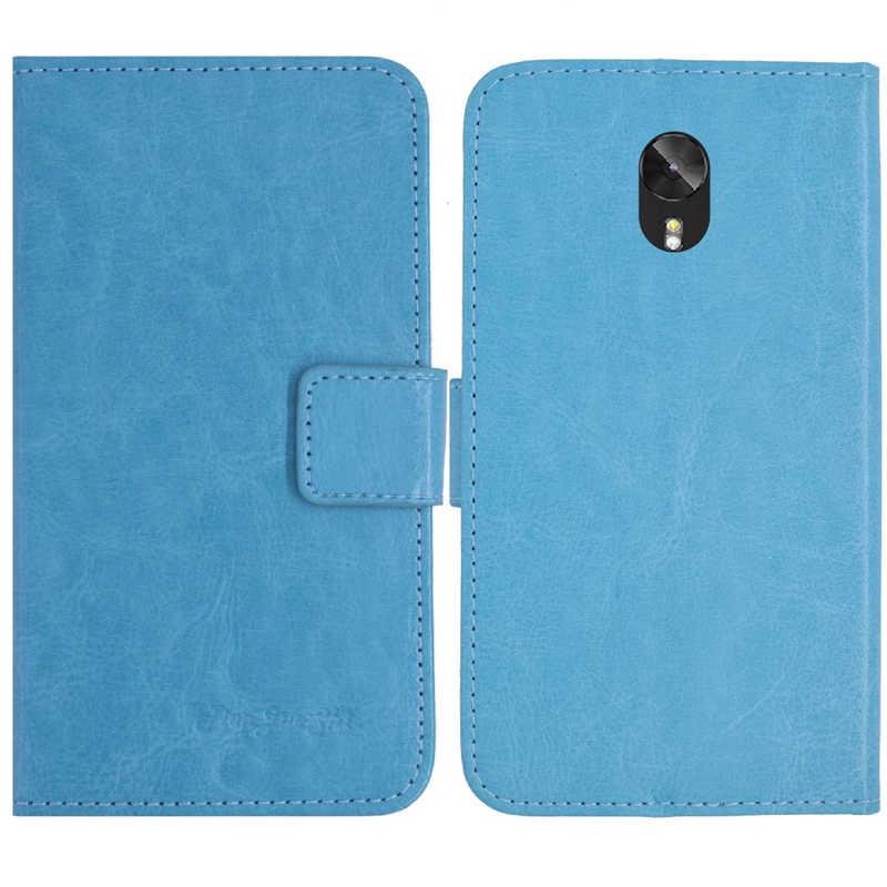 TienJueShi تصميم كتاب الوجه حماية أغطية جلد شل المحفظة eتوي الجلد الحال بالنسبة بلو فيفو 8 V0150UU 5.5 بوصة