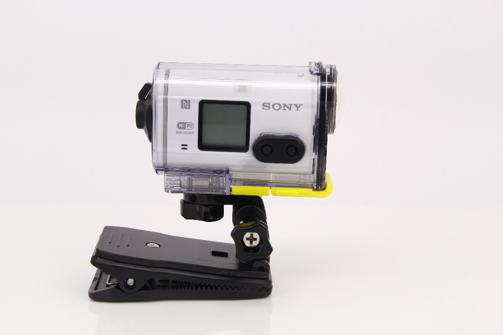 action camera accessories tripod grip for sony action cam. Black Bedroom Furniture Sets. Home Design Ideas