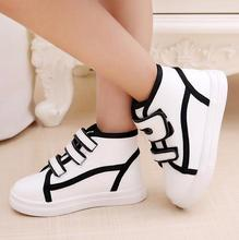 Autumn new  children' s casual shoes sports shoes male and female children 's board shoes student shoes