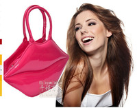 20 cái EMS/DHL express vận chuyển túi đôi môi đỏ túi cá nhân của phụ nữ chéo cơ thể túi xách túi lớn