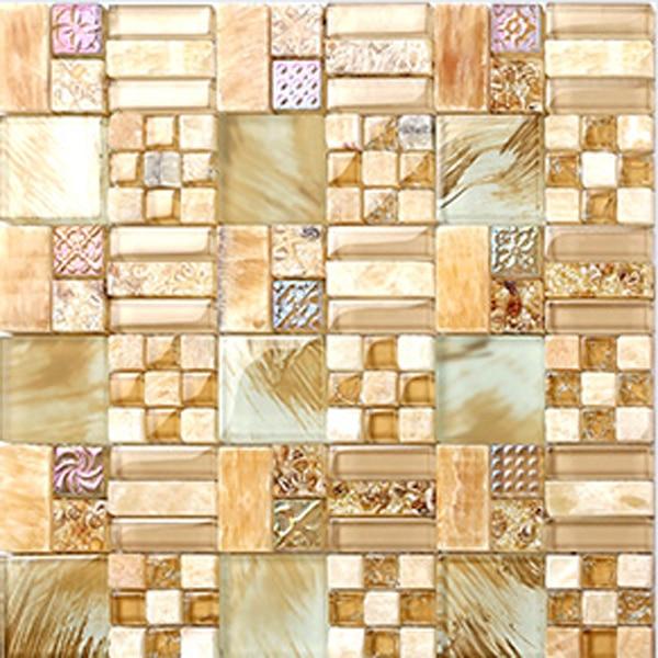 Bathroom Walls Sweating Yellow: Painting Bathroom Tile Beige Stone Mosaic Tiles Ktichen