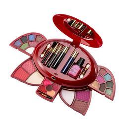 New Arrival Woman Brand Cosmetics Set Makeup Kit Naked Palette Eyeshadow Palette Lipgloss Mascara Blush Combination Make up Set