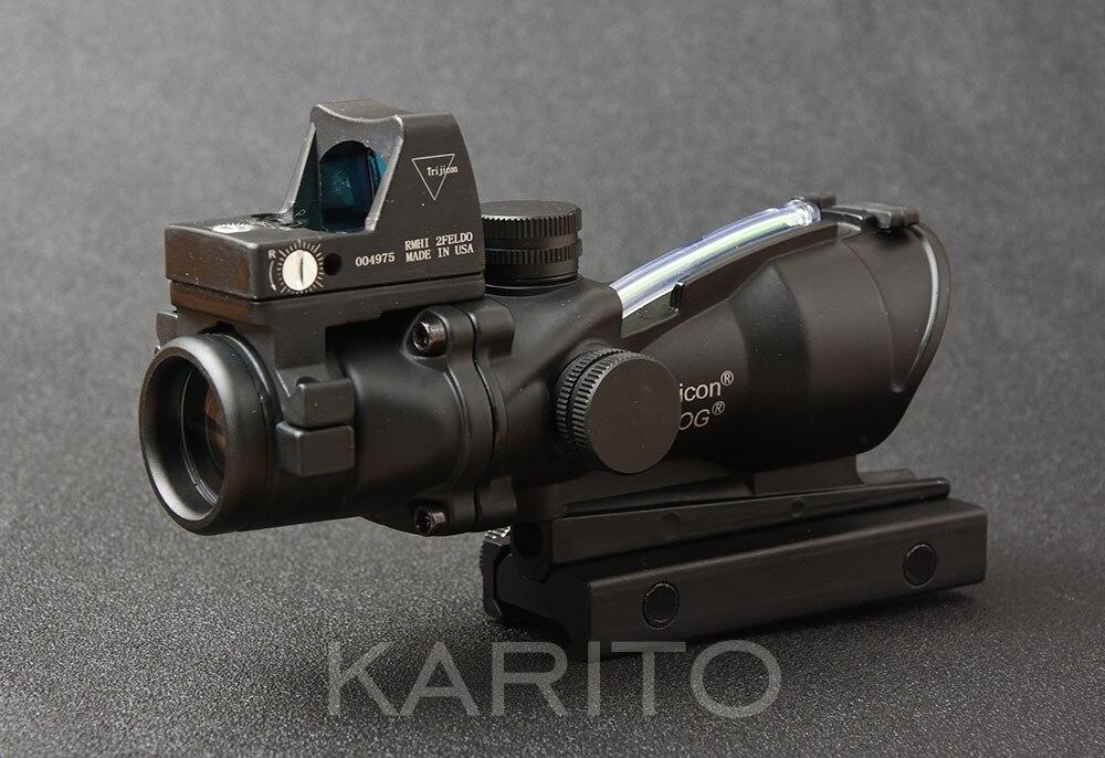 Montar em Rifle Noite Riflescope Visão Noturna da