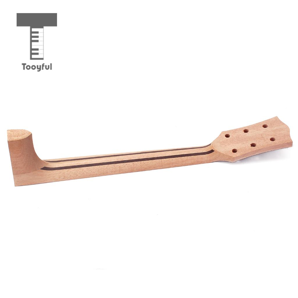 Tooyful Wood Color 41 Inch Acoustic Guitar Concave Mahogany Neck
