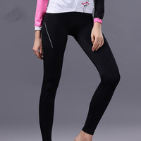 Women Cycling Spring 3D Gel Padded Tights Pants Trousers With Gel Pad Cushion