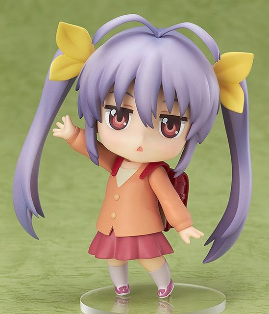 10cm Non Non Biyori Miyauchi Renge Anime Action Figure PVC figures toys Collection for Christmas gift
