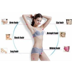 Image 2 - MLAY T3 IPL epilasyon 500000 artı sistemi yüz ve vücut (HR) Bikini elektrik depilador lazer düzeltici