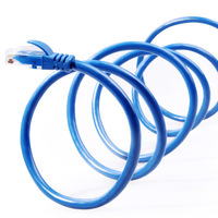 1 meter super 5 type wire 8 core anaerobic copper 0.5 finished wire cat5e twisted pair LII