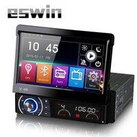 7 inch Phổ 1DIN Xe DVD Player Đài Phát Thanh 800*480 TFT LCD HD Màn Hình Cảm Ứng GPS + BT + Radio (RDS) + EX-TV + EX-3G USB/SD + SWC + AUX IN + Bản Đ