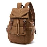 M059 New Arrive Original Z L D Canvas Leather Men Travel Bags Men Duffel Bags Travel
