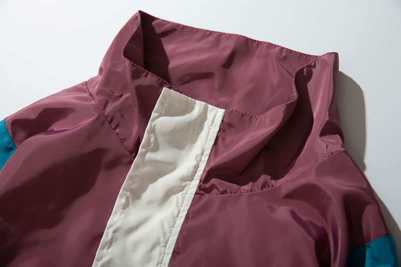 Vintage Color Block Jacket 4