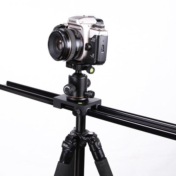 New Studio 24 60cm DSLR DV Camera Track Dolly Slider Video Stabilizer System