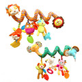 Baby Plush Toys Newborn Baby Revolves  around the Bed Strollers Hanging Toys  Infant Rattles infant Educational Music Rattles
