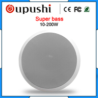 Free Mail High Quality Super Bass Subw Ceiling Peakers Home Theater System Overhead Speakers Embedded Pull