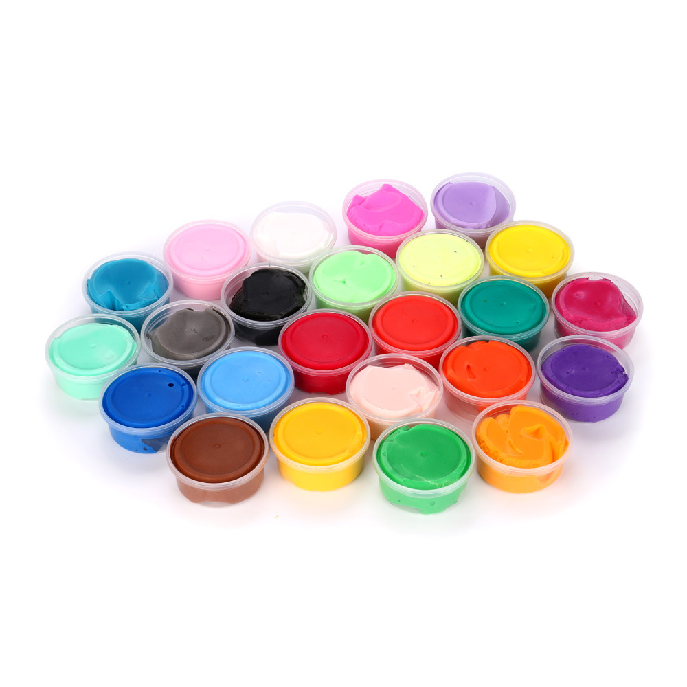 Anti-stress Fun toys for adults children Floam Slime Scented Stress Relief No Borax Kids Toy Sludge Toy Lizune toy mucus